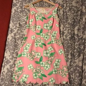Lilly Pulitzer Butterfly Dress